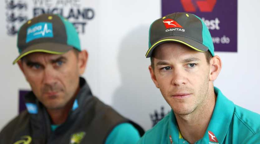 Justin Langer has high praise for Tim Paine but says there's no guarantees he'll keep his spot in the Australian one-day team.