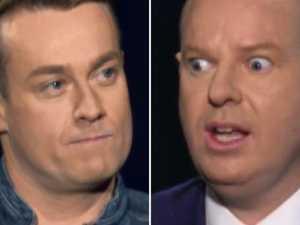 Gleeson rips Denyer over Gold Logie nomination
