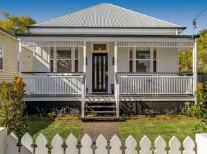 GALLERY: Amazing transformation of East Toowoomba cottage