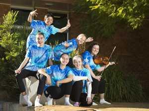 Toowoomba schools combine for Creative Generations