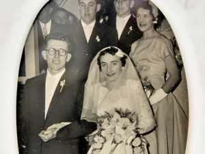 Motorbike ride leads to 60 years of marriage