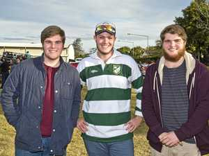 St Mary's takes on footy big guns