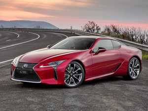 Lexus LC500 is a chest-thumping automotive aphrodisiac