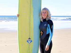Beach church: Jenny the surfing reverend