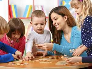 Coast families abandon child care over price hike