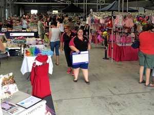 Mumma's markets on Sunday in Rocky