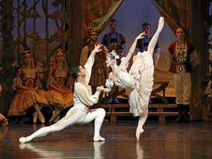 Empire Theatre prepares to welcome ballet, Coppelia