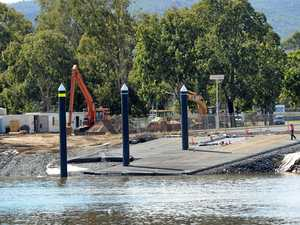 Concerns raised about North Rockhampton boat ramp delay