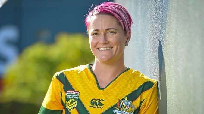 Gladstone rugby league player Chelsea Baker has been chosen in the Harvey Norman Jillaroos Merit Team.