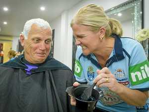 Queensland legend stays true to his word after Origin loss