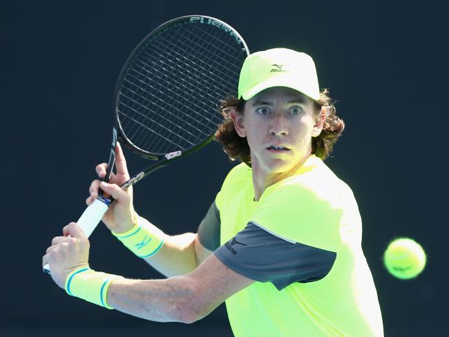 John-Patrick Smith has also made it through to the main draw at Wimbledon.