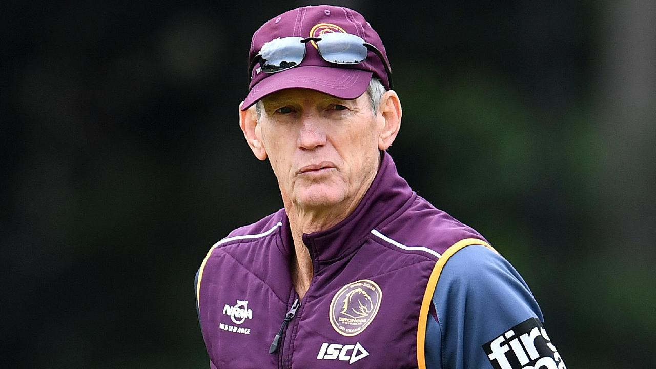 Wayne Bennett has issued a stark warning to naysayers of the Denver Test.