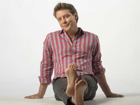 Barefoot Investor Scott Pape. Picture: Jason Edwards