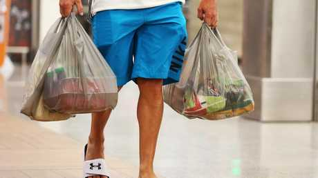 Woolworths has dumped single-use plastic bags in all its stores nationally.