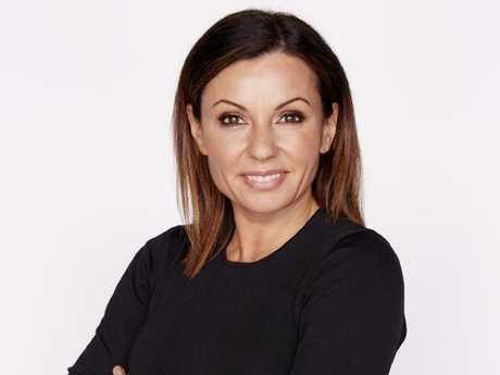 Effie Zahos, editor of Money magazine