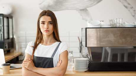 Hip pocket pain — hospitality workers are among those affected by penalty rate cuts. Photo: iStock