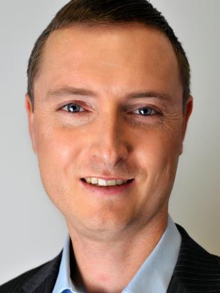 Sydney GP and nutrition expert Dr Andrew Pennington.