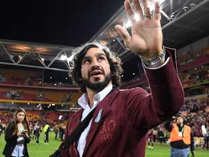 Thurston picks Maroons' next halfback