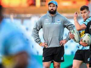 Ennis: Sharks the best move for Woods