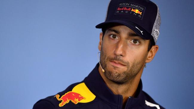 Daniel Ricciardo wants to leave Red Bull on a high.