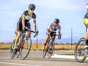 Mackay road bike team on right path