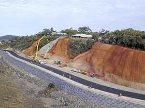 Three-year wait to reopen cyclone damaged road almost over