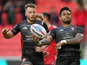 Barba injury concern played down by St Helens coach