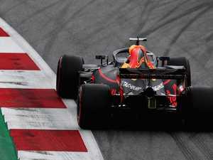 Ricciardo fourth in Austrian GP practice