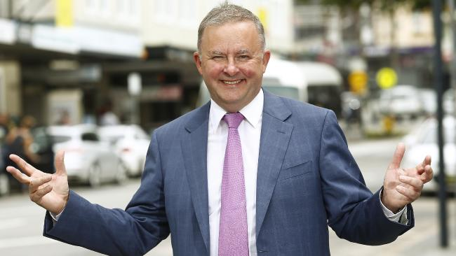 Federal member for Grayndler in Sydney's Inner West, Anthony Albanese. Could he be our next PM? Picture: John Appleyard