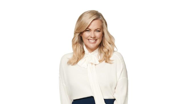 "Samantha Armytage: ""I was the 13-year-old who cried for a term when I got my braces, because I thought a boy would never look at me again."" (Pic: Damian Bennett for Stellar)"