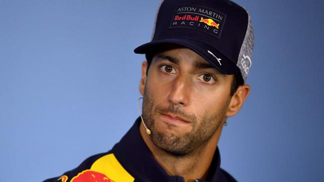 Daniel Ricciardo is going to re-sign, Red Bull says.