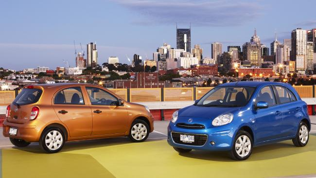 2010 Nissan Micra: Handy five-door is now worth about $5000