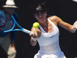 Tomljanovic advances in impressive fashion