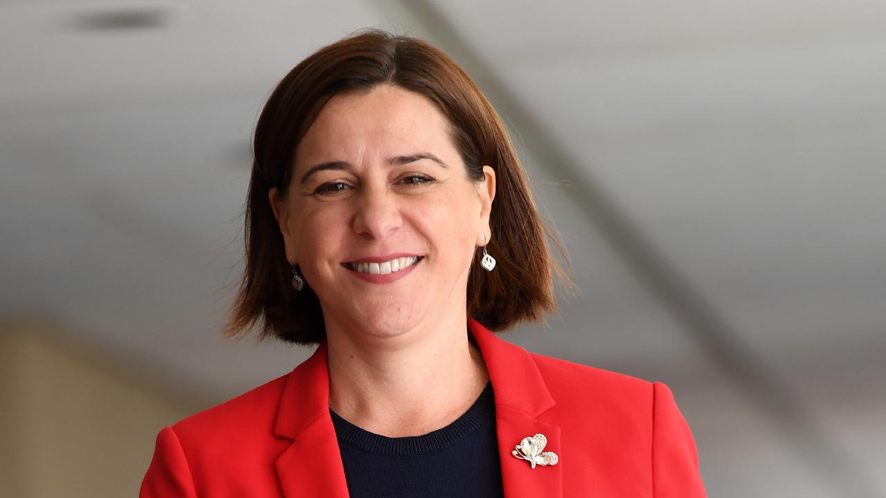 Queensland LNP leader Deb Frecklington will rally the troops at the party's annual State Convention. Picture: AAP/Dan Peled