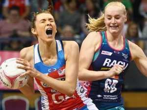 Vixens deliver Swift justice to snap NSW streak