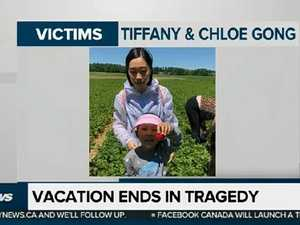 Mum, daughter die in tragic vacation accident