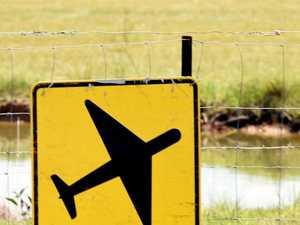 Elderly pilot injured in agricultural plane crash