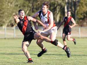 Wide Bay AFL Bombers v Bulldogs