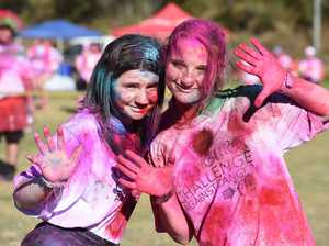 Colourburst Challenge Against Cancer