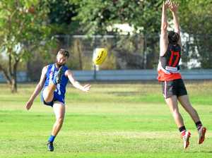 AFL Frenchville Sports Club Premiership kicks off