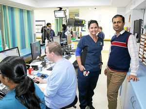 Gladstone hospital ED to train specialists of the future