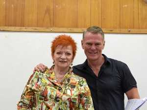 Duo brings musical to Mackay for the first time
