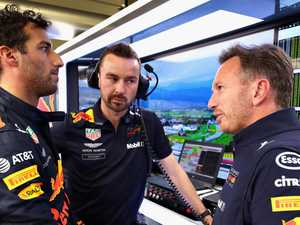 Ricciardo feared Red Bull 'stitch up'