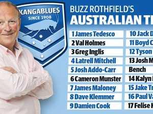 Monday Buzz: Baby Blues to become KangaBlues