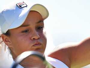 Aussie Barty hoping to break Wimbledon duck