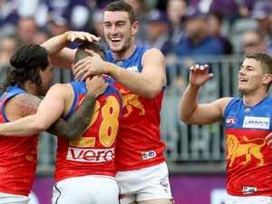 Fagan's Lions make big statement