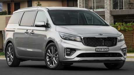 Kia Carnival: Australia's No. 1 people-mover does well on dirt, says a repeat owner