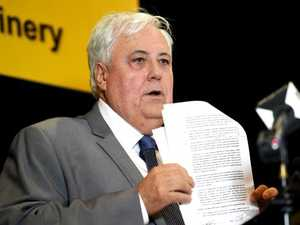 Palmer's bizarre note in QN justice fight