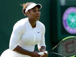 Serena fumes over 'failed' drug test