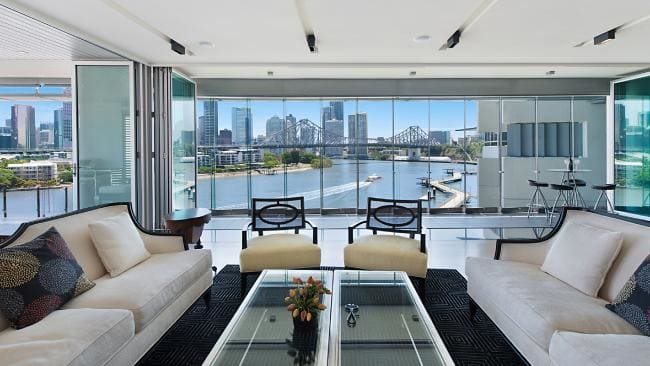 This apartment at 5/81 Moray St, New Farm, sold for $6.5m.